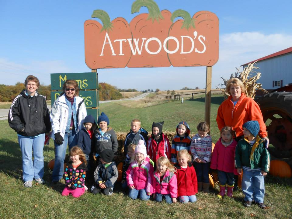 Our excursion to Atwoods.